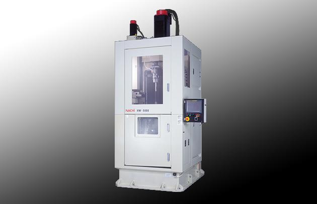 切削速度1~60m/min。ハードブローチの最適加工条件<br>50~60m/minに対応