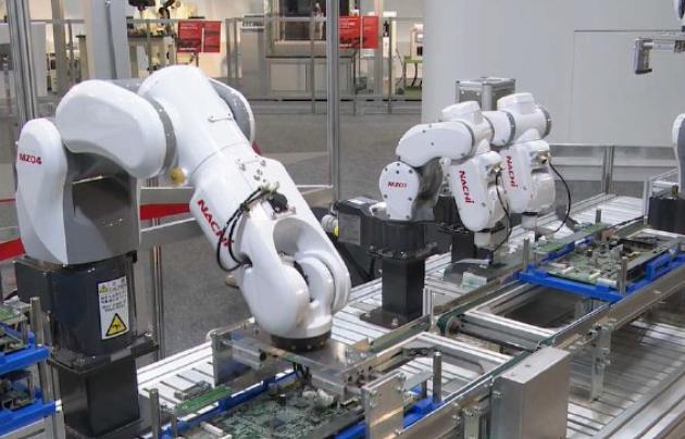 一般産機コーナー 中型ロボット/協働ロボット