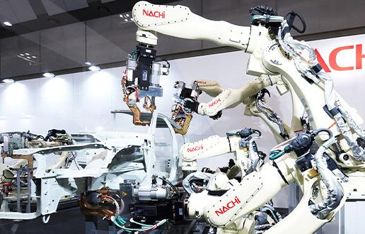 大型ロボット/スポット溶接ロボット