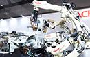 自動車向け 大型ロボット/スポット溶接ロボット